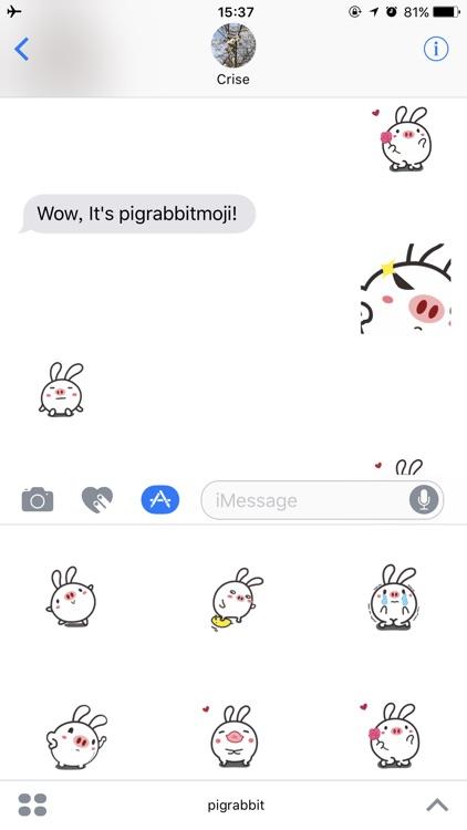 PigRabbitmoji