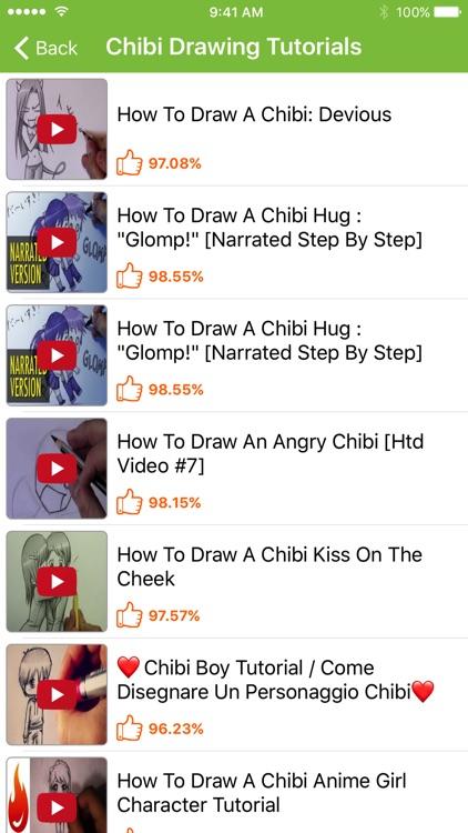 How To Draw Anime - Manga Drawing Step by Step screenshot-3