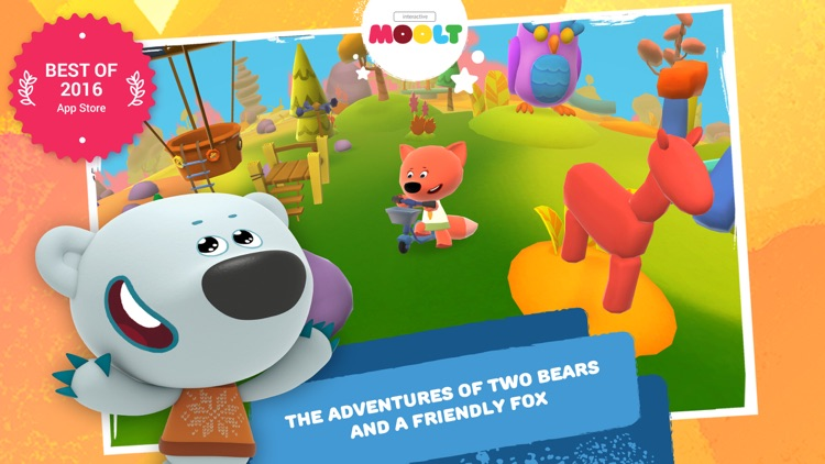Be-be-bears!
