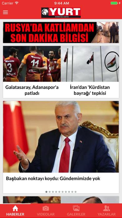 Yurt Gazetesi | Bağımsız, Halkçı, Muhalif Gazete screenshot one