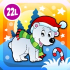 Abby – Amazing Farm and Zoo Winter Animals Games icon