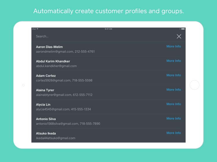 Square Retail - POS (Point of Sale) System screenshot-4