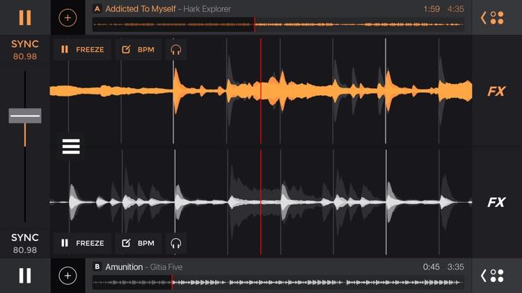 edjing Pro LE - dj controller screenshot-4