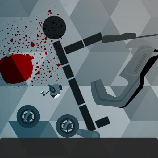 Stickman Turbo Dismount-Ragdoll Crash Torture iOS App