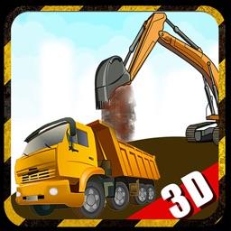 3D Construction Simulator 2017