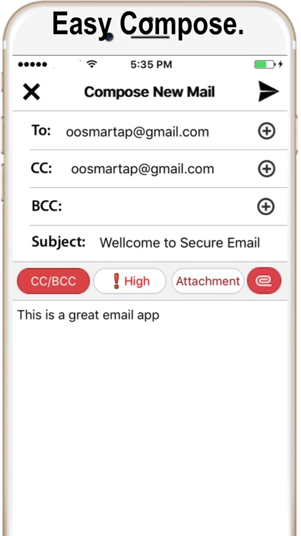 Secure Email screenshot-4