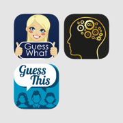 Trivia Bundle - Social Games Charade, Phrase Party and Dirty Mind Game