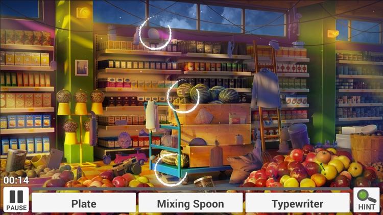 Hidden Object.s Supermarket – Seek and Find Game screenshot-3