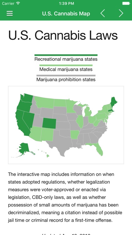 Marijuana News screenshot-3