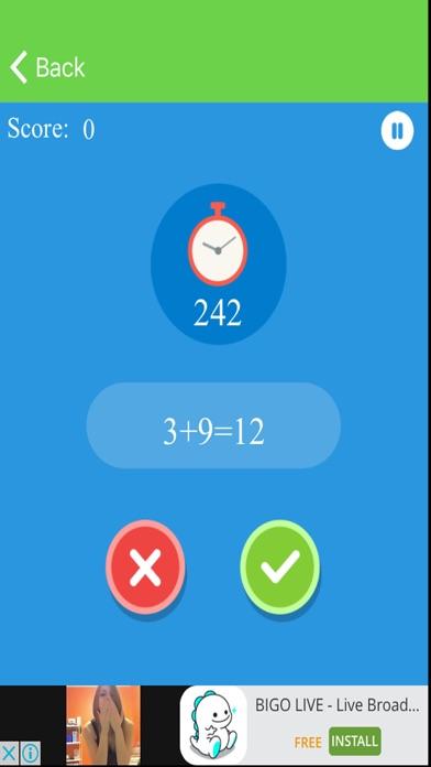 Fun & Easy Maths for Kids screenshot two
