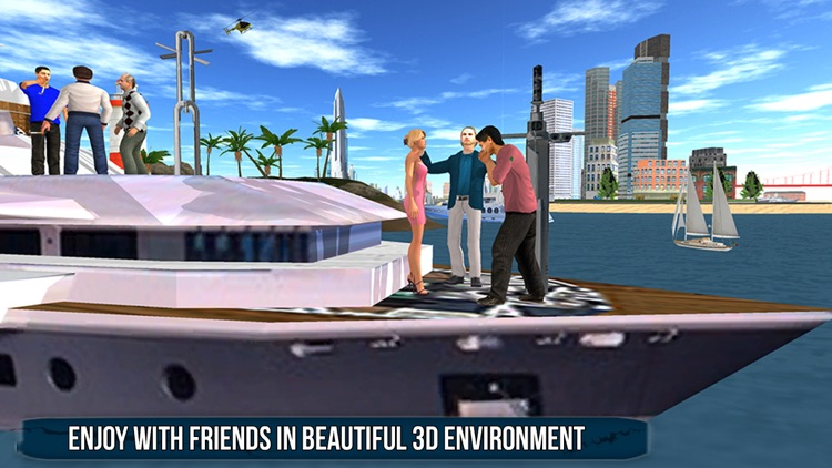 Ship Simulator Real 3D Game screenshot-4