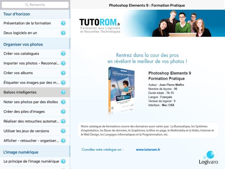 Photoshop Elements 9 - Tutorom screenshot-4