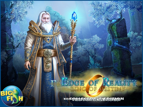 Edge of Reality: Ring of Destiny - Hidden Object screenshot 10