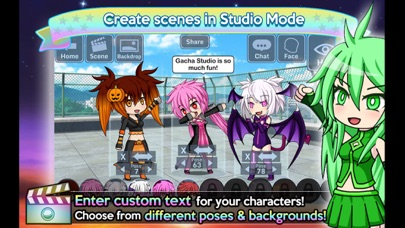Gacha Studio (Anime Dress Up) screenshot 2