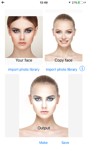 Change Face HD on the App Store