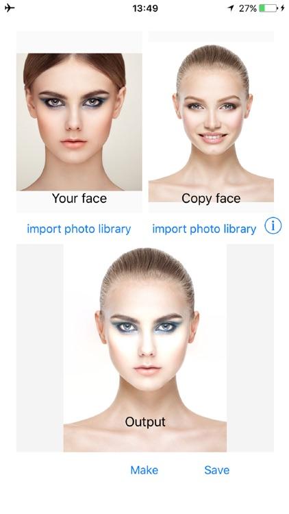 Change Face HD