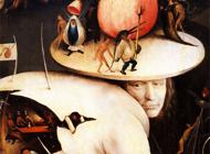 Hieronymus Bosch Artworks Stickers