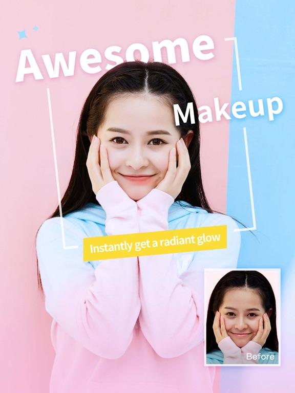BeautyCamHDのおすすめ画像4
