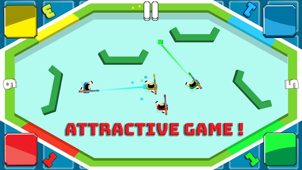 Funny Guns – 2, 3, 4 Player Shooting Games Free Cheat Codes