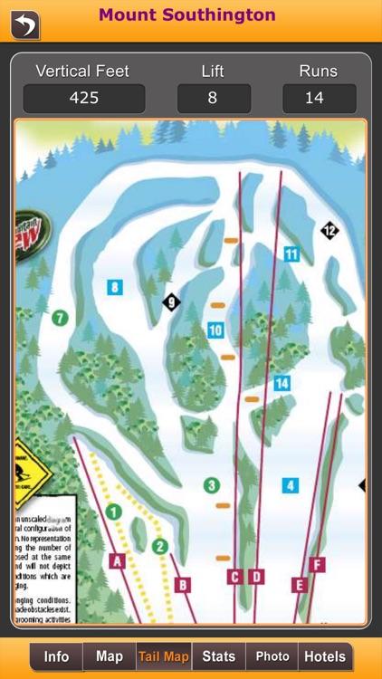 Ski Resorts - USA screenshot-4