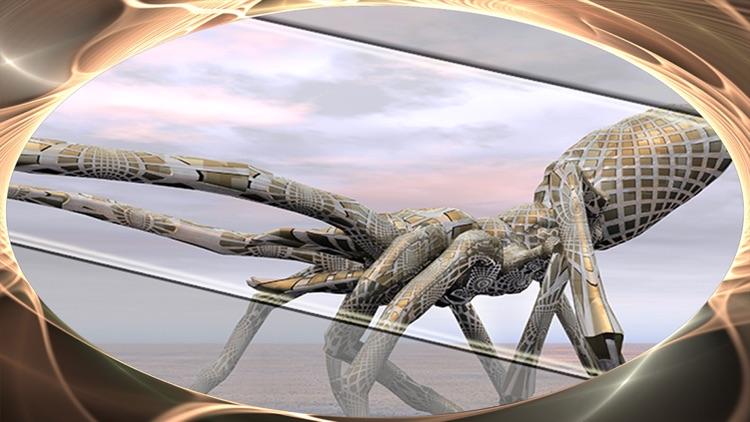 Scorpion King Hunter - Black Fighter Blast 3D Max screenshot-4