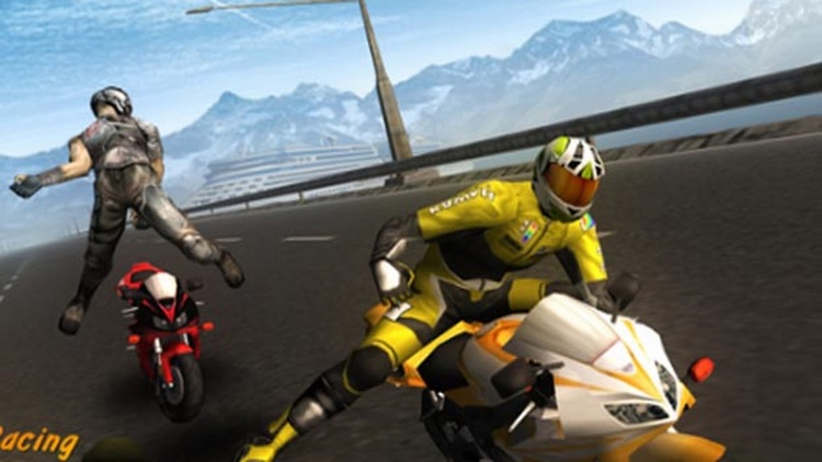 Crazy Racing Moto Beat