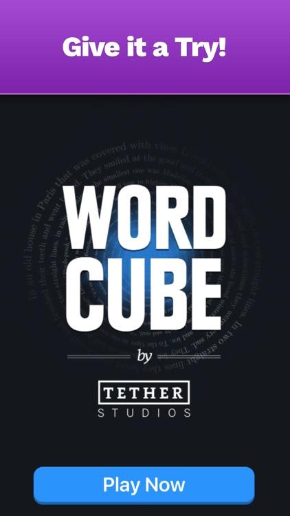 Word Cube - Mobile eSports screenshot-4
