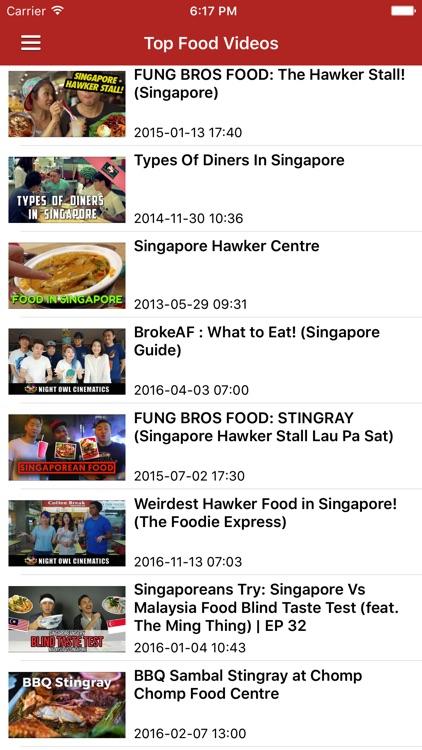 Singapore News & Radio Free Edition screenshot-3