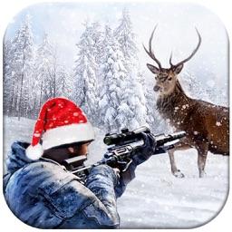 Deer Hunting Christmas Hunter: Stag Sniper Hunting