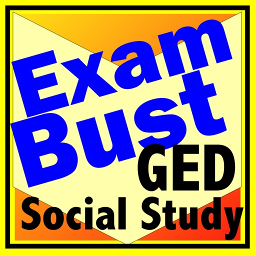 GED Social Studies Prep Flashcards Exambusters