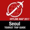 首尔特别市 旅游指南+离线地图