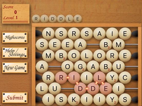 Word Abacus FREE-ipad-0