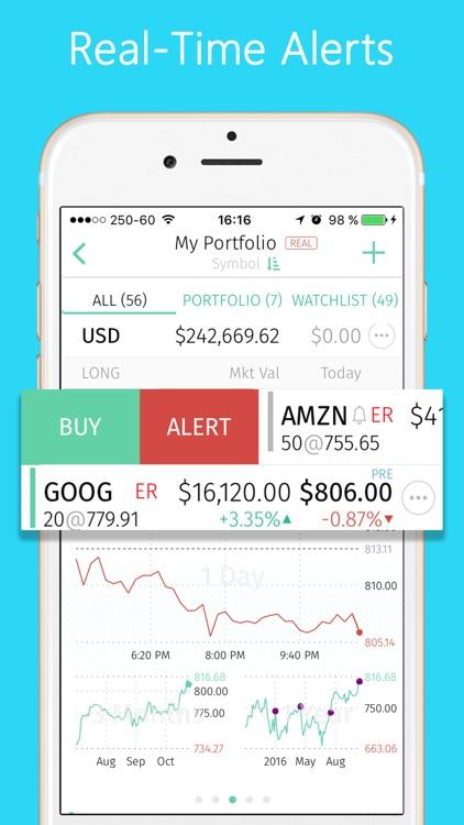 Bullboard: Stock Tracker screenshot-3