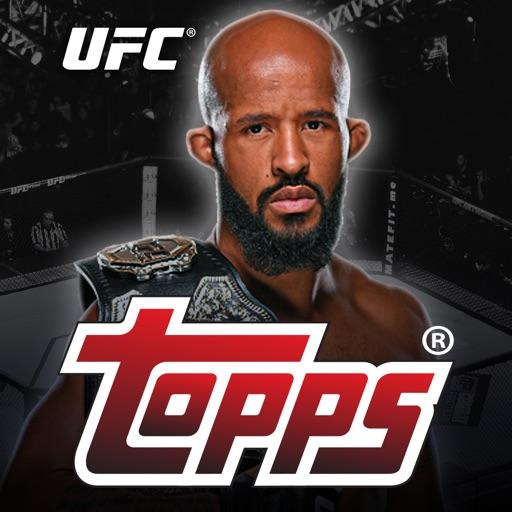 UFC KNOCKOUT: MMA Card Trader app logo