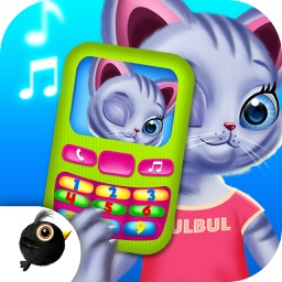 Kitty Baby Phone Game For Kids - Animals & Numbers