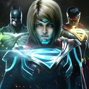 Injustice 2 Games app