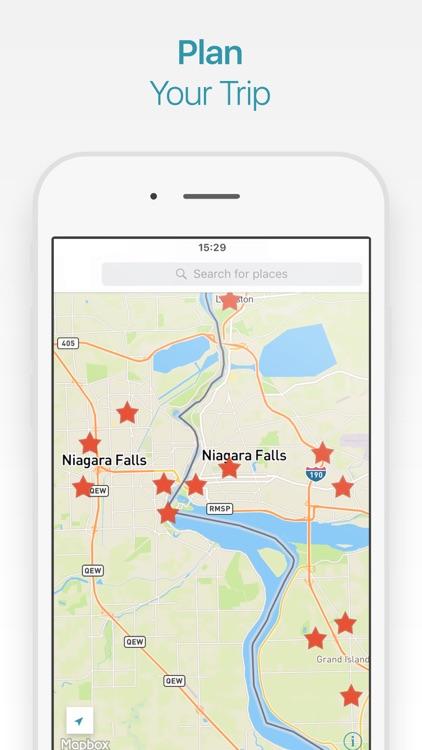 Niagara Falls Travel Guide and Offline City Map