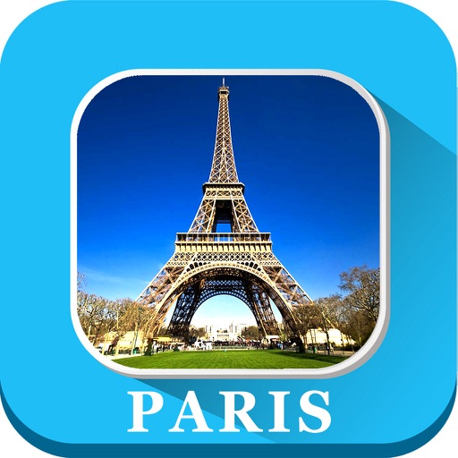 Paris France - Offline Maps navigator
