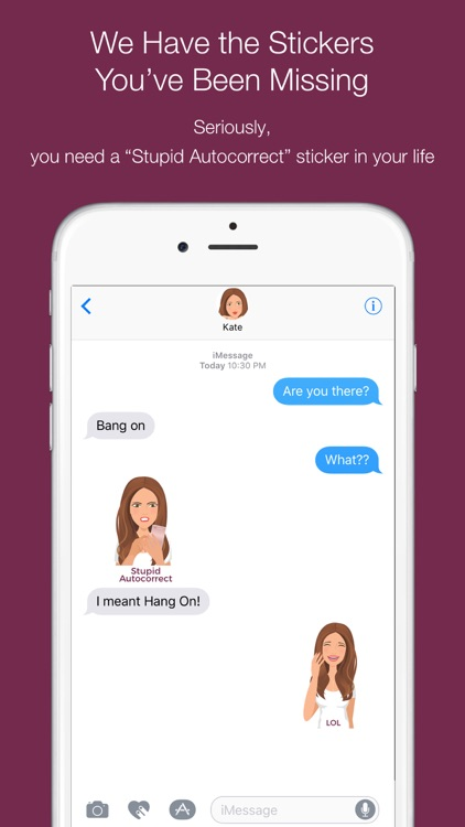 Telle-Kate: Chic stickers for women & girl talk