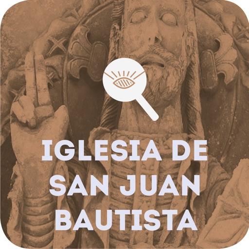 Portada de San Juan Bautista en Moarves de Ojeda