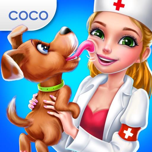 Doctor Fluff Pet Vet - Animal ER simulator icon