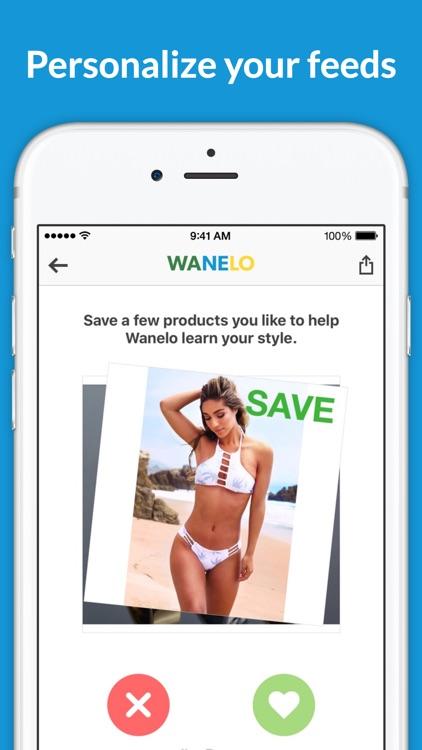Wanelo Shopping screenshot-4