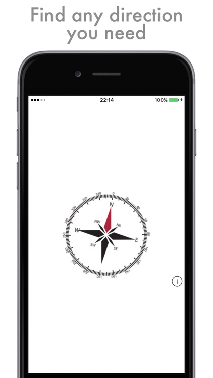 Ultra Compass - smart navigation tool screenshot-0