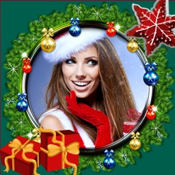 Christmas Stickers & Frame.s – Xmas Photo Edit.or