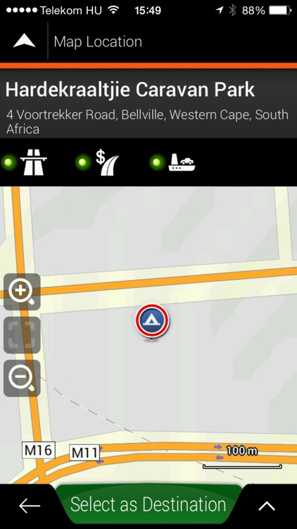 Tracks4Africa Overland Navigator screenshot-4