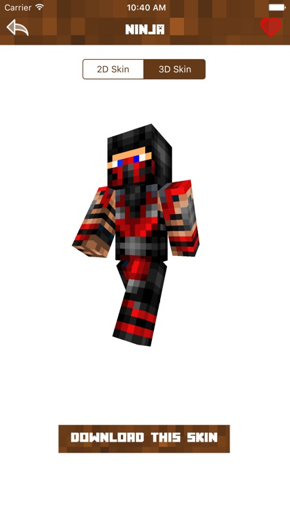 Battle Skins - New Skins for Minecraft PE Edition