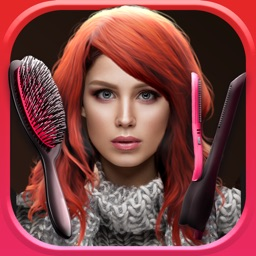 Hair Wizard – Women HairStyle Makeover Salon