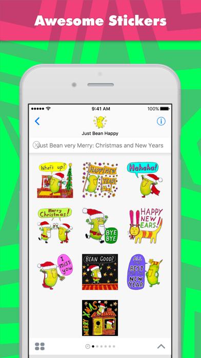 点击获取Just Bean very Merry: Christmas and New Years