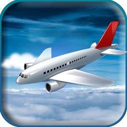Airspin Aeroplane Adventure : Real Sky flight Sim
