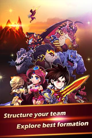 Brave Fighter:Monster Hunter - náhled
